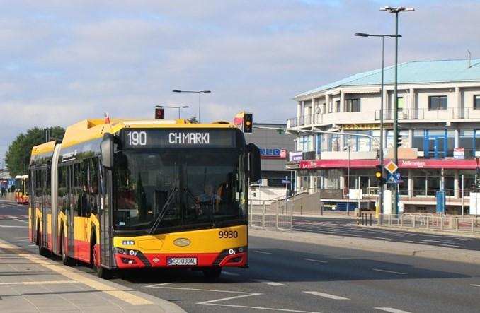 Warszawa: Priorytet dla autobusów na Radzymińskiej działa. Gdzie następne?