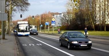 RBF: Straż miejska powinna móc kontrolować buspasy. Zielone światło sejmowej komisji