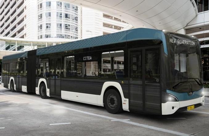 VDL: Nowy elektrobus o zasięgu do 600 km [wizualizacje]