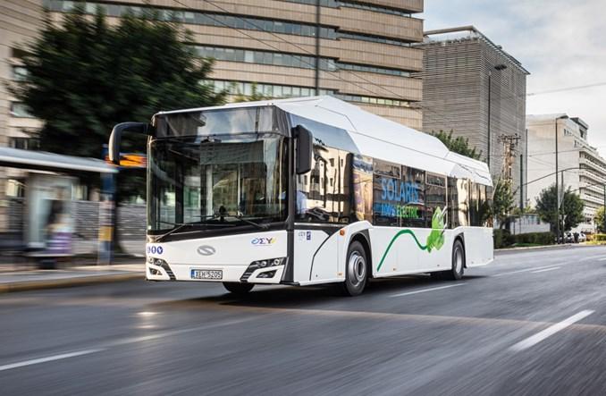 Sześć elektrobusów Solarisa pojedzie do Szwajcarii