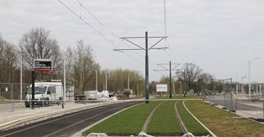 Warszawa: Prace przy tramwaju do pętli Winnica potrwają do końca lipca