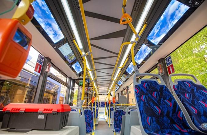 PK TS dostarczy nowe trolejbusy do Samary