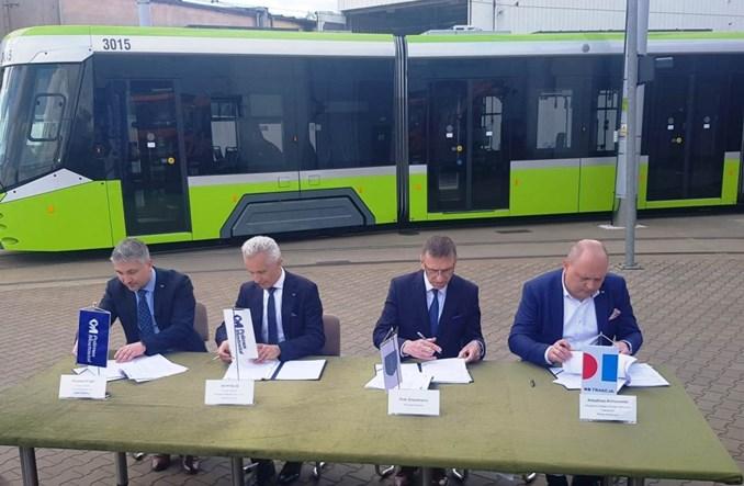 Olsztyn. Umowa na rozbudowę sieci tramwajowej wreszcie podpisana. Tramwajem na Pieczewo