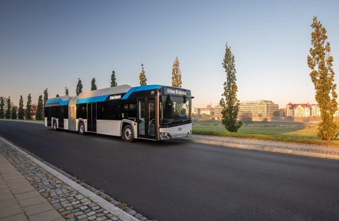 Lublin ponownie wybiera elektryczne Solarisy. Kolejna umowa
