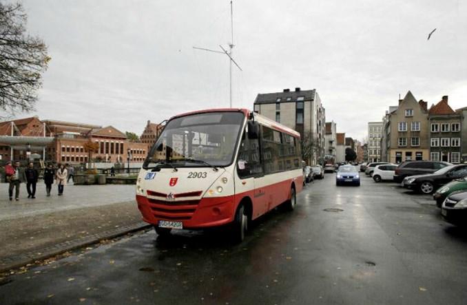 Gdańsk kupuje krótkie elektrobusy