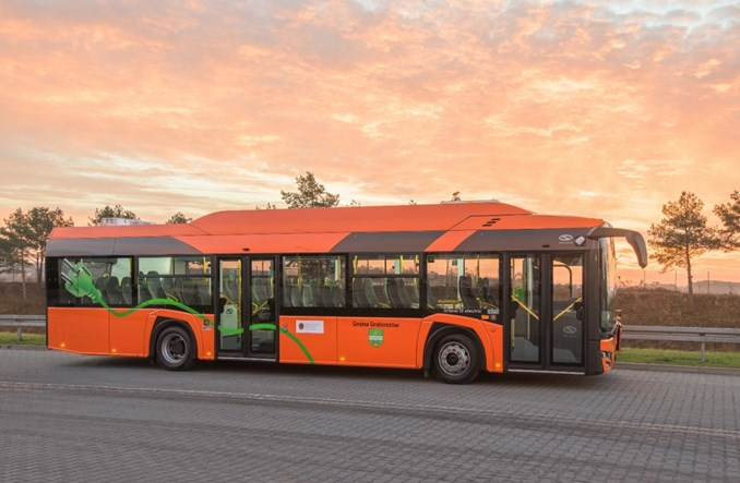Elektrobus szkolny dla Śniadowa. Yutong vs Solaris