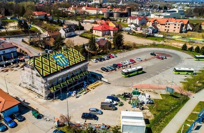 Wieliczka kończy projekt komunikacyjny. Powstaje dworzec autobusowy