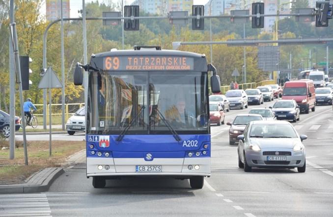 Bydgoszcz: Czterech chętnych przewoźników do obsługi 11 linii do końca 2031 r.