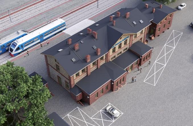 Niebawem ruszy przebudowa dworca w Świebodzinie. Jest umowa [wizualizacje]