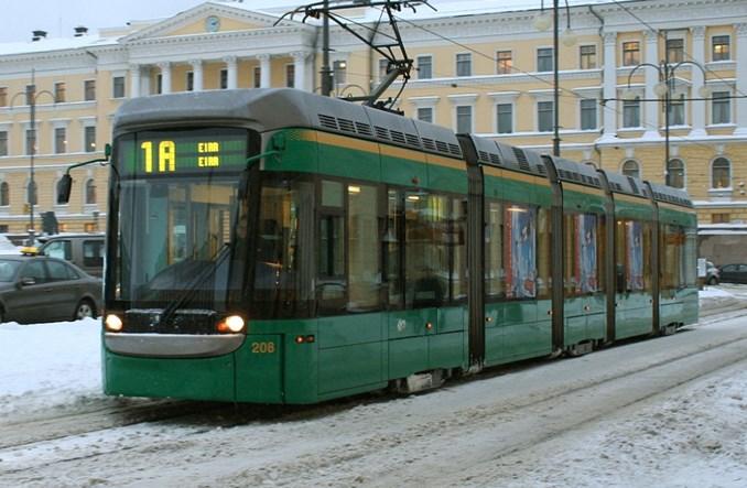 Łódź: MPK przetestuje dwa Variotramy z Helsinek