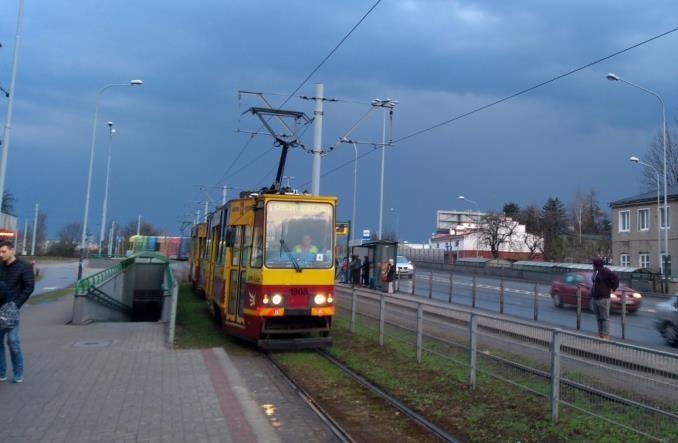 Łódź: Weekendowe prace torowe na Teofilowie