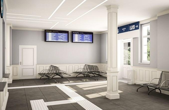 Dworzec we Władysławowie zostanie przebudowany [wizualizacje]