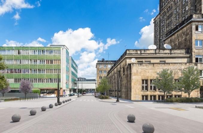 Łódź: Nowa ulica między Sienkiewicza a Wschodnią