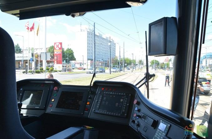 Olsztyn. Pierwsza Panorama wyrusza w miasto z pasażerami