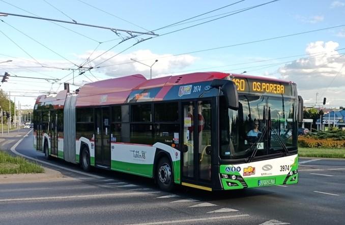 Jaka przyszłość czeka lubelskie trolejbusy? Miasto nie planuje ofensywy
