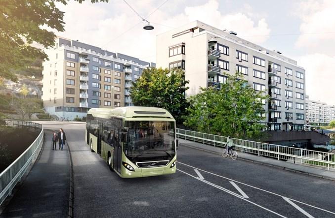 Volvo dostarczy z Wrocławia do Berna 36 hybryd