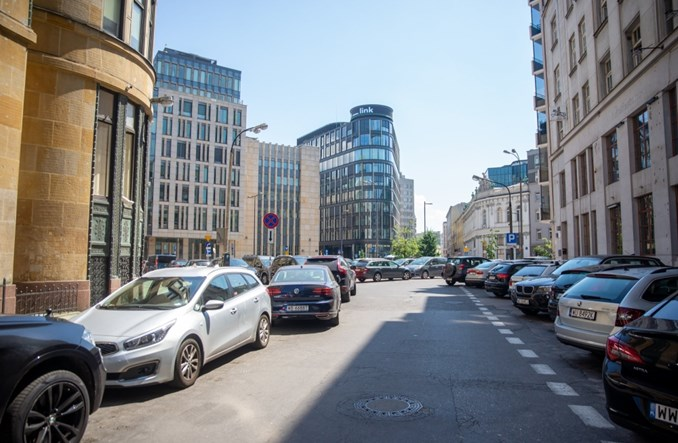 Nowe Centrum Warszawy. Rusza konkurs na rejon ulic Złotej i Zgoda