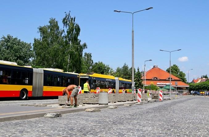 Warszawa: Największa stacja ładowania elektrobusów powstaje w Wilanowie