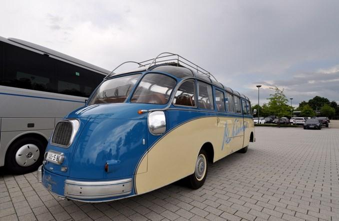 Setra ma 70 lat. W Ulm pokazano piękną historię firmy [zdjęcia]
