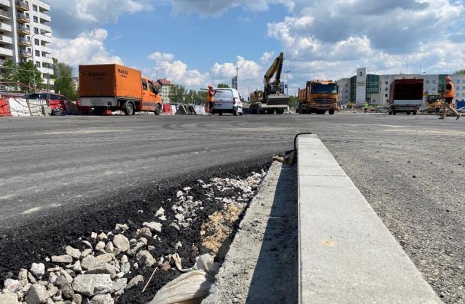 Kolejny etap budowy metra na Bemowie