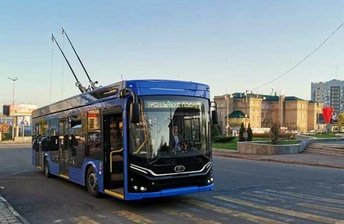 Saratów otrzyma 24 nowe trolejbusy