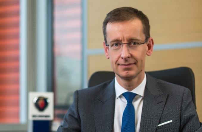 Scania Polska ma nowego dyrektora generalnego