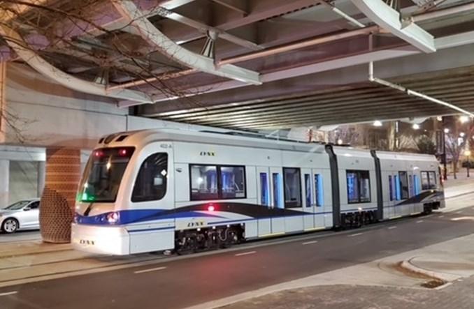 Medcom wyposażył tramwaje bateryjne dla Charlotte w USA