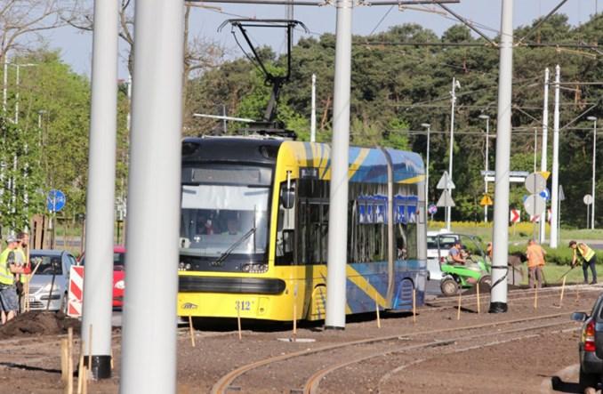 Toruń: Wstrzymany ruch tramwajów na Reja, Bydgoskiej i Broniewskiego