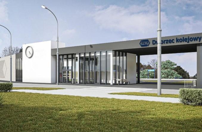 Rusza budowa nowego dworca w Pruszczu Gdańskim