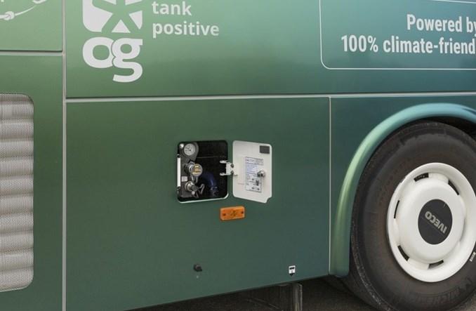 FlixBus uruchamia pierwsze międzynarodowe autobusy zasilane biogazem