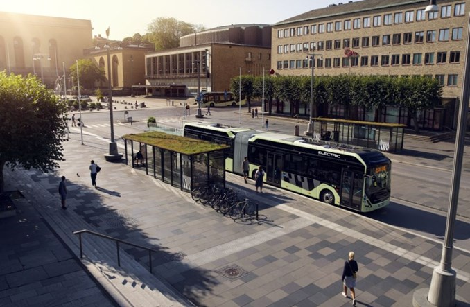 Volvo testuje autobusy elektryczne w trudnych warunkach klimatycznych