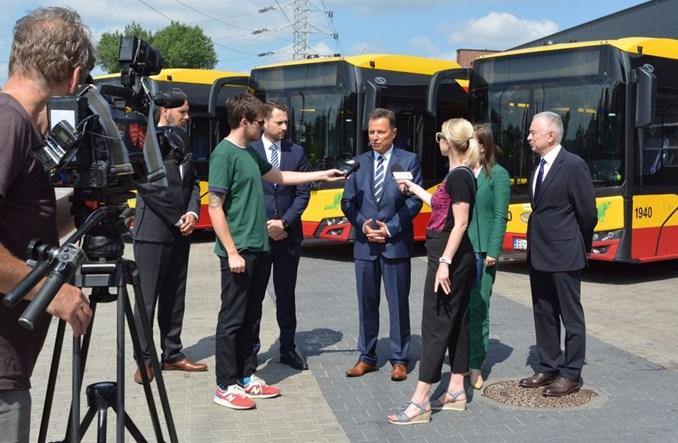 Solaris podpisał z MPK Łódź umowę na dostawę 51 autobusów