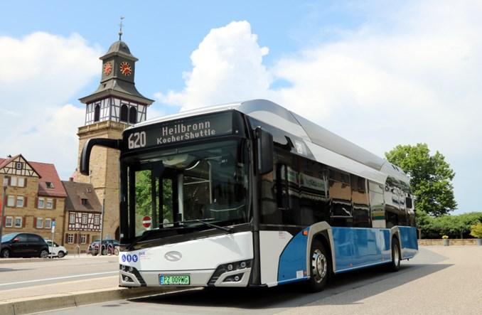Powiat Heilbronn w Niemczech stawia na wodór