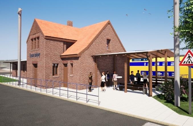 PKP SA przebudują dworzec Kuźnica (Hel). Ruszył przetarg [wizualizacje]