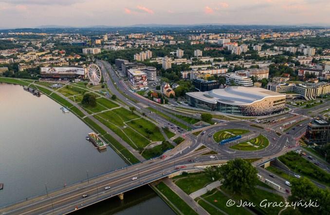 Kraków zlikwiduje drogę rowerową na Moście Grunwaldzkim. Koniec rewolucji?