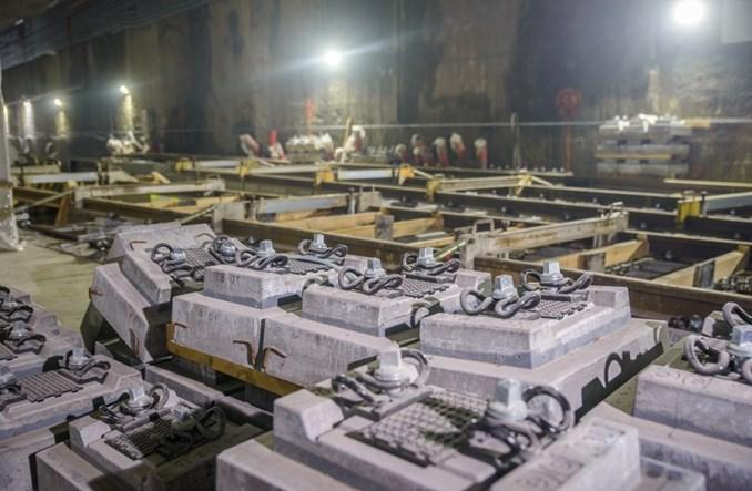 Metro: Na Bródnie praca wre