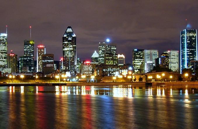 Montreal uspokoił ruch na 13 ulicach. Skutek? Większy ruch w restauracjach