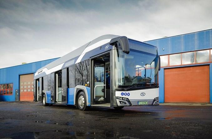 Konin pierwszym miastem w Polsce z autobusem wodorowym. Umowa podpisana