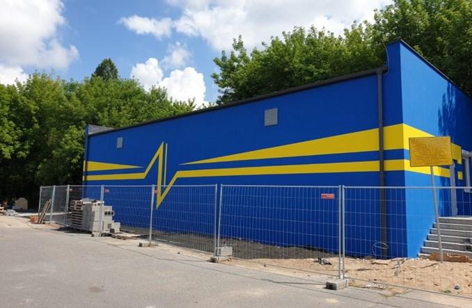 MZK Toruń buduje nową stację transformatorową dla autobusów i tramwajów