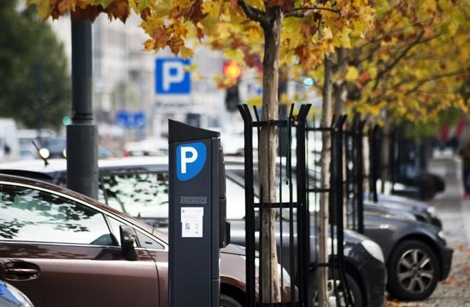 Warszawa. Prokuraturze nie udało się zablokować strefy płatnego parkowania