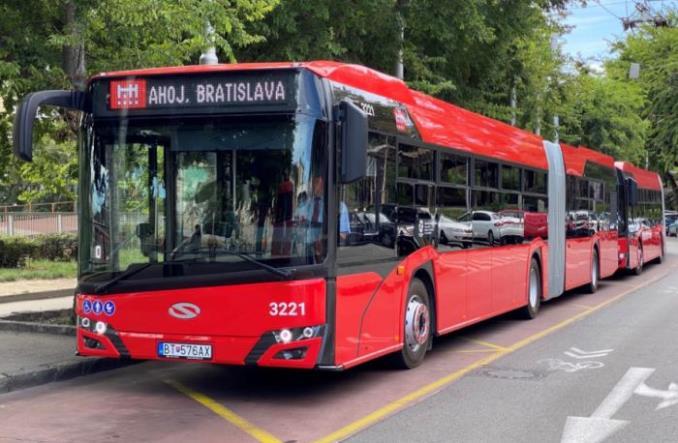 Bratysława: Za półtora roku pierwsze autobusy wodorowe