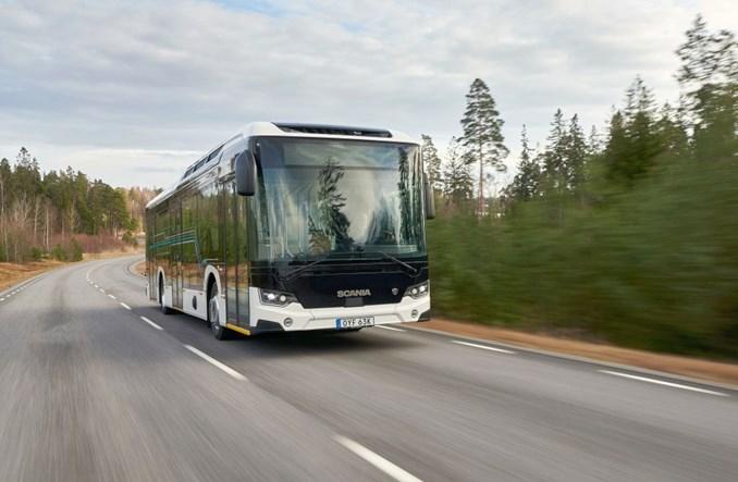 Scania dostarczy elektrobusy do szwedzkiego Bergkvarabuss
