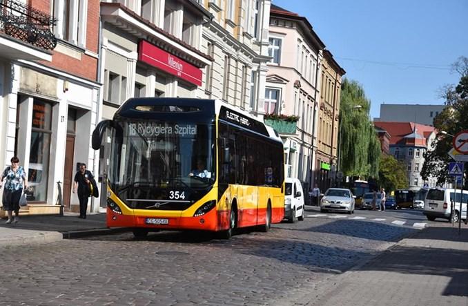 Grudziądz zawiesza część kursów autobusowych z powodu braku kierowców