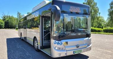 Do Łomży pojadą chińskie elektrobusy