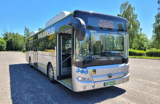 W Lidzbarku Warmińskim wystartuje bezpłatna komunikacja z elektrobusami Yutonga