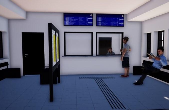 Dworzec Hel w nowej odsłonie. Jest przetarg [wizualizacje]