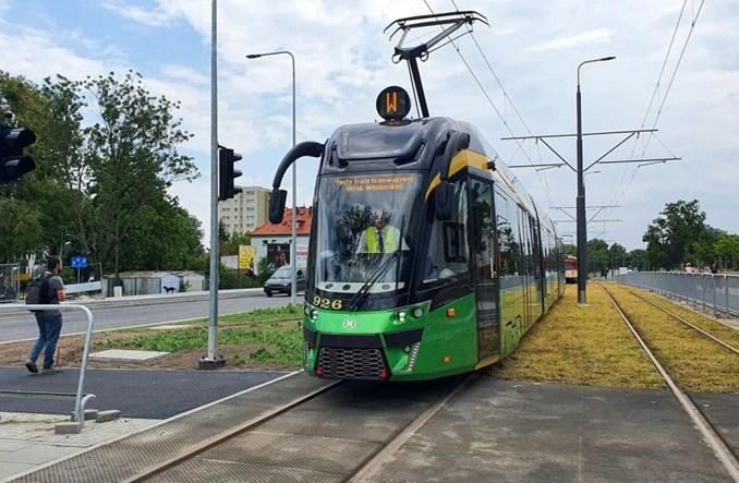 Poznań: Jakie tramwaje i autobusy pojadą na Naramowice po skończeniu budowy? Konsultacje