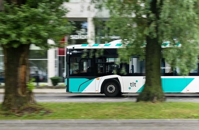 Na ulice Tallina może wyjechać nawet 150 autobusów gazowych Solarisa
