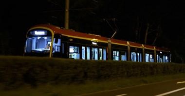 Warszawa: Tramwaje Hyundaia odbyły pierwsze jazdy testowe