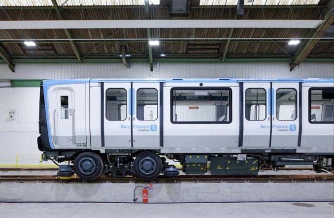 Paryż: Alstom dostarczy 19 dodatkowych pociągów do obsługi linii metra nr 11
